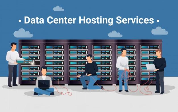 خدمات مرکز داده هاستینگ صفرویک