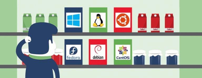 چگونه یک سیستمعامل مناسب برای VPS خود انتخاب کنیم؟ – سیستم عامل سرور های VPS