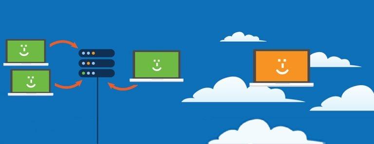 هاست ابری در مقابل میزبانی اشتراکی – کدامیک برای شما بهتر است؟ – قسمت دوم