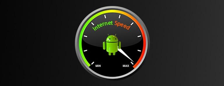 سرعت اینترنت خود را در گوشیهای اندرویدی افزایش دهید.