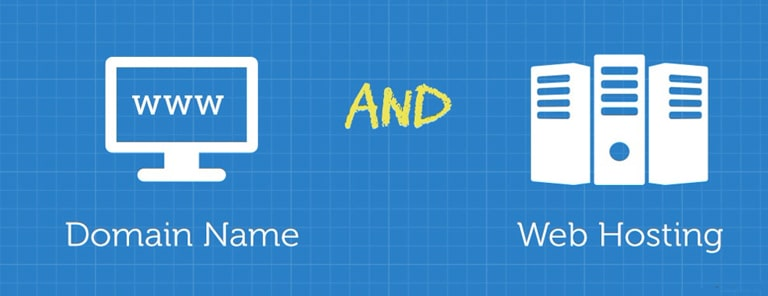 تفاوت بین نام دامنه و وب هاستینگ چیست؟