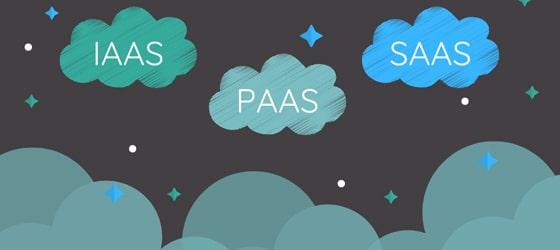 انواع سرویس های ابری : IaaS، PaaS، بدون سرور، و SaaS