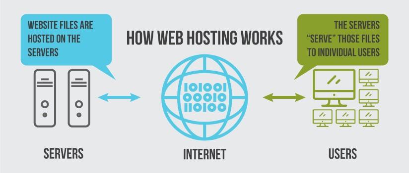 در وبسایت های میزبانی وب چه میگذرد