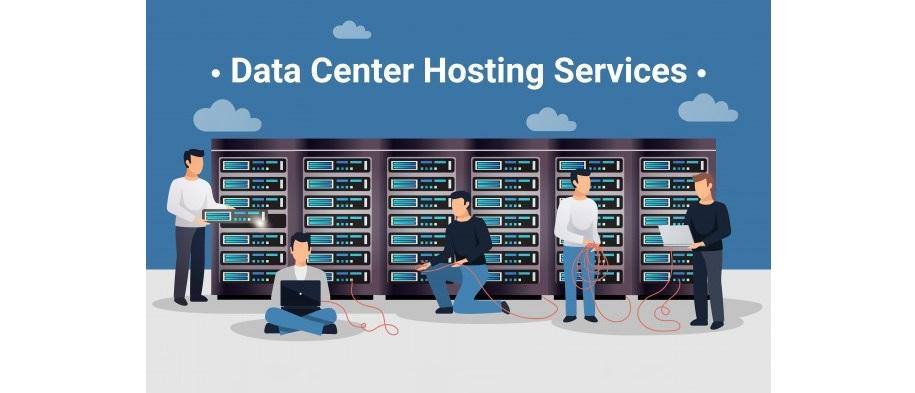 خدمات مرکز داده یا دیتاسنترو هاستینگ