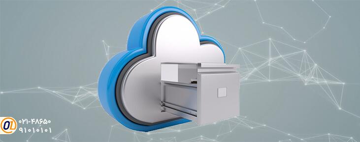 ذخیره و بازیابی داده ها در رایانش ابری ،سرور ابری،سرویس ابری