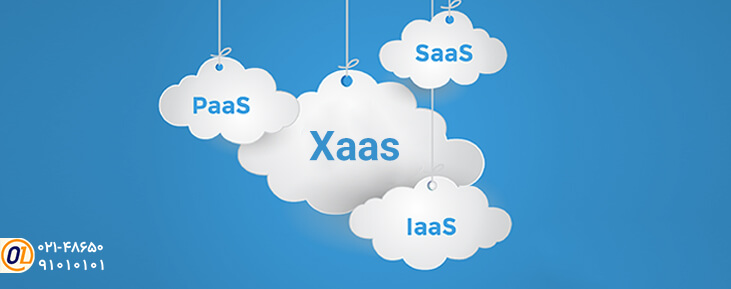 انواع خدمات در رایانش ابری چیست