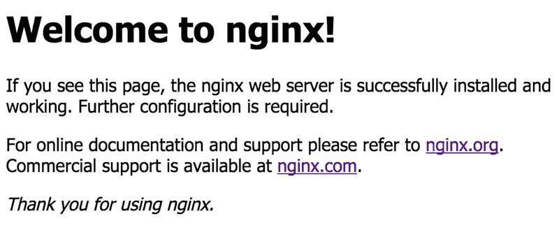 ورود به NGINEX