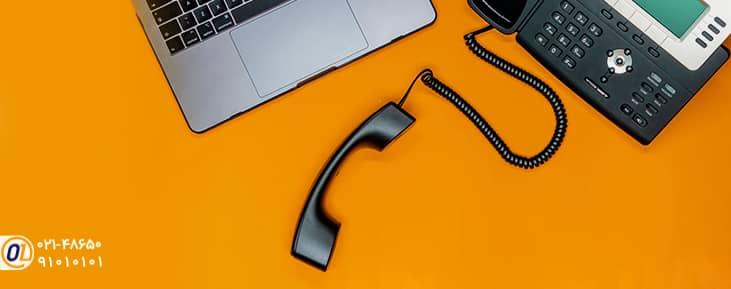 نوع خط تلفن برای خرید اینترنت خانگی