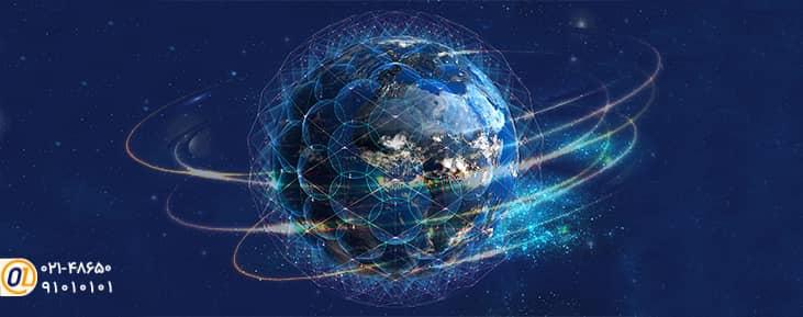 اینترنت در همه جای دنیا با اینترنت ماهواره ای