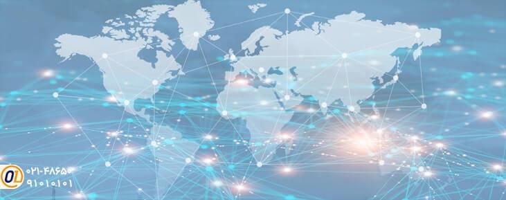 اینترنت و پهنای باند اینترنت