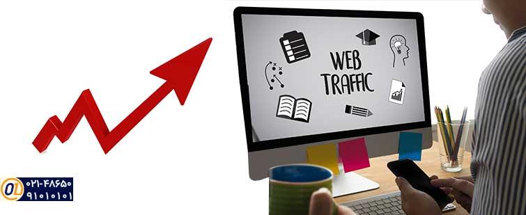 تضمین ورودی و کیقیت سایت با استفاده از پهنای باند اینترنت